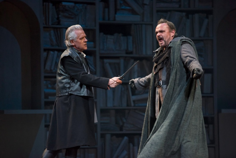 in Simon Boccanegra with Pacific Opera Victoria 2016. Photo credit: David Cooper